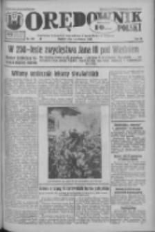 Orędownik Polski: ludowy dziennik narodowy i katolicki w Polsce 1933.09.10 R.63 Nr208