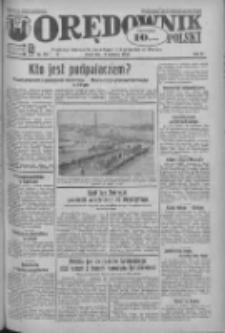 Orędownik Polski: ludowy dziennik narodowy i katolicki w Polsce 1933.09.13 R.63 Nr210