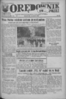 Orędownik Polski: ludowy dziennik narodowy i katolicki w Polsce 1933.09.14 R.63 Nr211
