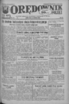 Orędownik Polski: ludowy dziennik narodowy i katolicki w Polsce 1933.09.15 R.63 Nr212