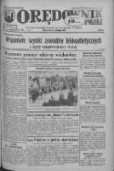 Orędownik Polski: ludowy dziennik narodowy i katolicki w Polsce 1933.09.19 R.63 Nr215