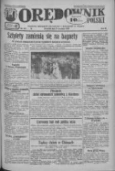 Orędownik Polski: ludowy dziennik narodowy i katolicki w Polsce 1933.09.21 R.63 Nr217