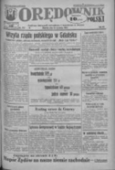 Orędownik Polski: ludowy dziennik narodowy i katolicki w Polsce 1933.09.24 R.63 Nr220