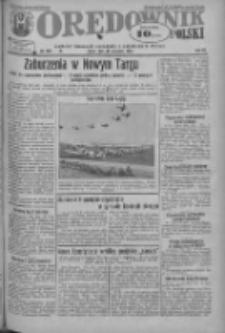Orędownik Polski: ludowy dziennik narodowy i katolicki w Polsce 1933.09.27 R.63 Nr222