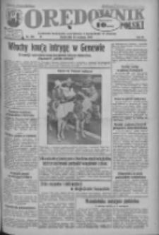 Orędownik Polski: ludowy dziennik narodowy i katolicki w Polsce 1933.09.29 R.63 Nr224