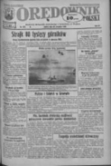 Orędownik Polski: ludowy dziennik narodowy i katolicki w Polsce 1933.09.30 R.63 Nr225