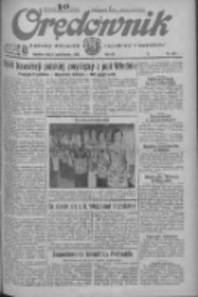 Orędownik: ludowy dziennik narodowy i katolicki 1933.10.08 R.63 Nr232