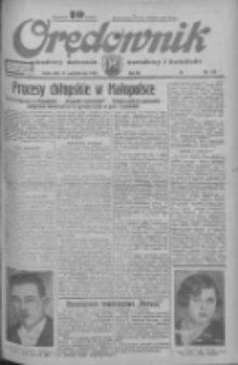 Orędownik: ludowy dziennik narodowy i katolicki 1933.10.11 R.63 Nr234
