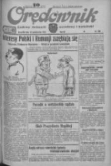 Orędownik: ludowy dziennik narodowy i katolicki 1933.10.12 R.63 Nr235