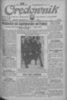 Orędownik: ludowy dziennik narodowy i katolicki 1933.10.13 R.63 Nr236