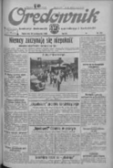 Orędownik: ludowy dziennik narodowy i katolicki 1933.10.20 R.63 Nr242