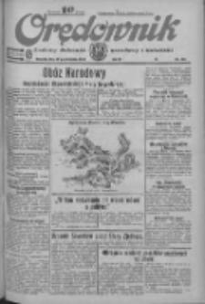 Orędownik: ludowy dziennik narodowy i katolicki 1933.10.22 R.63 Nr244