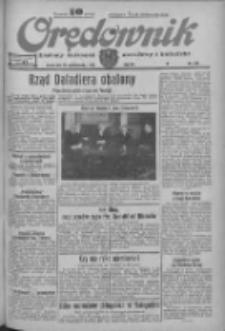 Orędownik: ludowy dziennik narodowy i katolicki 1933.10.25 R.63 Nr246