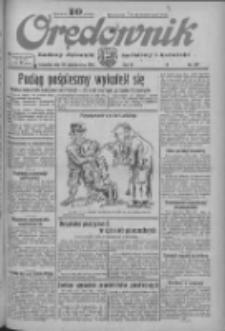 Orędownik: ludowy dziennik narodowy i katolicki 1933.10.26 R.63 Nr247