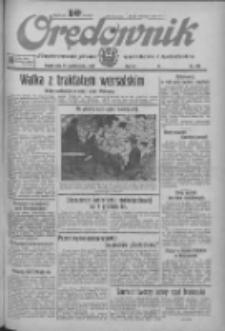 Orędownik: ilustrowane pismo narodowe i katolickie 1933.10.27 R.63 Nr248
