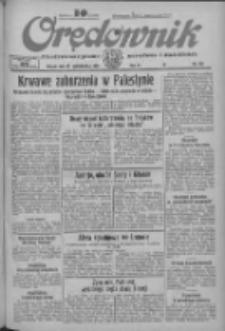 Orędownik: ilustrowane pismo narodowe i katolickie 1933.10.31 R.63 Nr251
