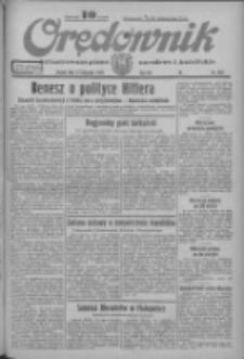 Orędownik: ilustrowane pismo narodowe i katolickie 1933.11.03 R.63 Nr253