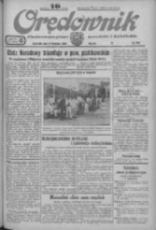 Orędownik: ilustrowane pismo narodowe i katolickie 1933.11.09 R.63 Nr258