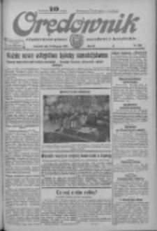 Orędownik: ilustrowane pismo narodowe i katolickie 1933.11.16 R.63 Nr264