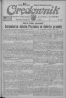 Orędownik: ilustrowane pismo narodowe i katolickie 1933.11.21 R.63 Nr268