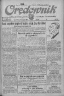 Orędownik: ilustrowane pismo narodowe i katolickie 1933.11.23 R.63 Nr270