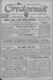 Orędownik: ilustrowane pismo narodowe i katolickie 1933.11.30 R.63 Nr276