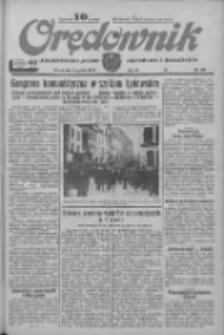 Orędownik: ilustrowane pismo narodowe i katolickie 1933.12.05 R.63 Nr280