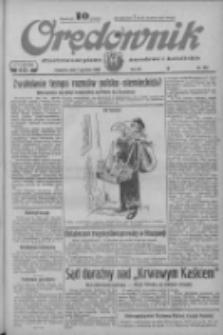 Orędownik: ilustrowane pismo narodowe i katolickie 1933.12.07 R.63 Nr282