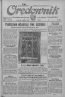 Orędownik: ilustrowane pismo narodowe i katolickie 1933.12.15 R.63 Nr288