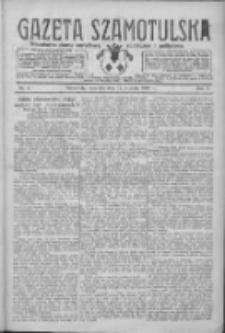 Gazeta Szamotulska: niezależne pismo narodowe, społeczne i polityczne 1928.01.12 R.7 Nr4