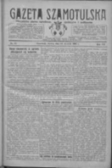 Gazeta Szamotulska: niezależne pismo narodowe, społeczne i polityczne 1928.01.31 R.7 Nr12