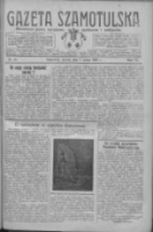 Gazeta Szamotulska: niezależne pismo narodowe, społeczne i polityczne 1928.02.07 R.7 Nr15