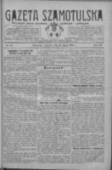 Gazeta Szamotulska: niezależne pismo narodowe, społeczne i polityczne 1928.02.16 R.7 Nr19