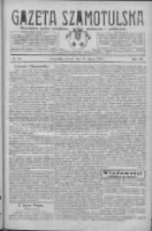 Gazeta Szamotulska: niezależne pismo narodowe, społeczne i polityczne 1928.02.21 R.7 Nr21