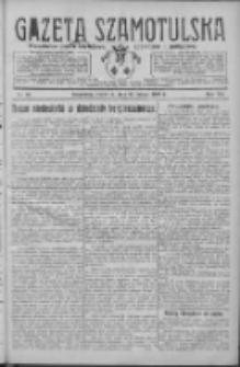 Gazeta Szamotulska: niezależne pismo narodowe, społeczne i polityczne 1928.02.23 R.7 Nr22