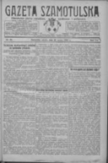 Gazeta Szamotulska: niezależne pismo narodowe, społeczne i polityczne 1928.03.10 R.7 Nr29
