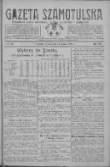Gazeta Szamotulska: niezależne pismo narodowe, społeczne i polityczne 1928.03.13 R.7 Nr30
