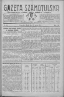 Gazeta Szamotulska: niezależne pismo narodowe, społeczne i polityczne 1928.03.17 R.7 Nr32
