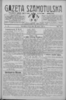 Gazeta Szamotulska: niezależne pismo narodowe, społeczne i polityczne 1928.03.24 R.7 Nr35