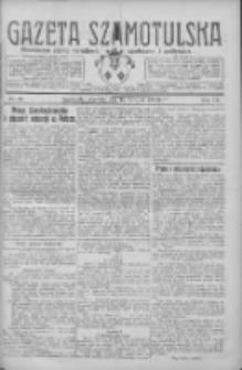 Gazeta Szamotulska: niezależne pismo narodowe, społeczne i polityczne 1928.04.12 R.7 Nr42