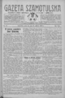 Gazeta Szamotulska: niezależne pismo narodowe, społeczne i polityczne 1928.04.19 R.7 Nr45