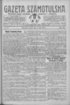 Gazeta Szamotulska: niezależne pismo narodowe, społeczne i polityczne 1928.05.01 R.7 Nr50