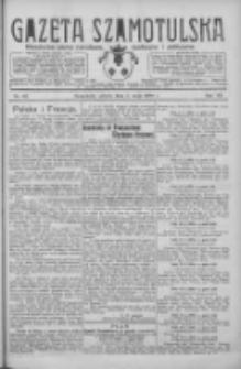 Gazeta Szamotulska: niezależne pismo narodowe, społeczne i polityczne 1928.05.05 R.7 Nr52