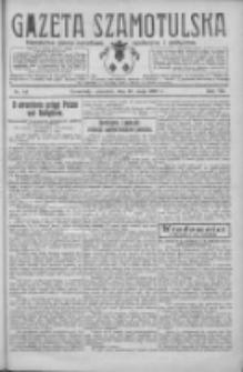 Gazeta Szamotulska: niezależne pismo narodowe, społeczne i polityczne 1928.05.10 R.7 Nr54