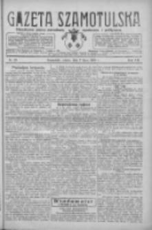 Gazeta Szamotulska: niezależne pismo narodowe, społeczne i polityczne 1928.07.07 R.7 Nr79