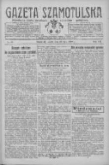 Gazeta Szamotulska: niezależne pismo narodowe, społeczne i polityczne 1928.07.28 R.7 Nr88