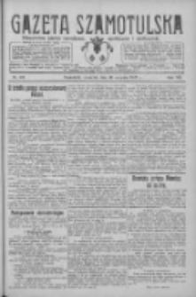 Gazeta Szamotulska: niezależne pismo narodowe, społeczne i polityczne 1928.08.30 R.7 Nr101