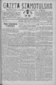 Gazeta Szamotulska: niezależne pismo narodowe, społeczne i polityczne 1928.09.11 R.7 Nr106