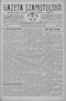 Gazeta Szamotulska: niezależne pismo narodowe, społeczne i polityczne 1928.11.17 R.7 Nr135