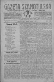 Gazeta Szamotulska: niezależne pismo narodowe, społeczne i polityczne 1929.01.01 R.8 Nr1